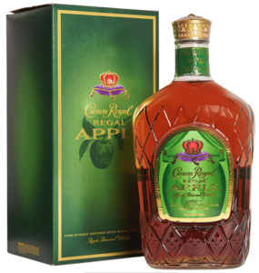 Crown Royal Regal Apple Flavored Whiskey 1.75 L