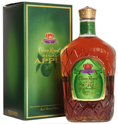 Crown Royal Regal Apple Flavored