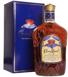 Crown Royal Deluxe Canadian Whiskey 1.75 L
