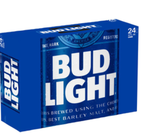 Bud Light Case 24 pack
