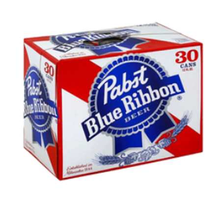 PBR Pabst Blue Ribbon